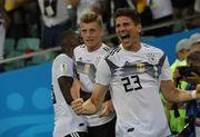 ЧМ-2018. Германия в компенсированное время вырвала победу у шведов