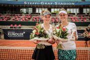 Белоконь выиграла юношеский турнир первой категории в Германии