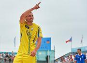 Евролига. Пляжный футбол. Украина - Германия. Смотреть онлайн. LIVE