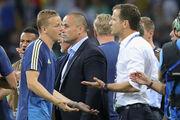 Немцы извинились перед Швецией за некорректное поведение после матча