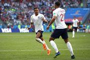 Англия – Панама – 3:0. Гол Лингарда