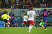 Польша – Колумбия. Гол Куадрадо