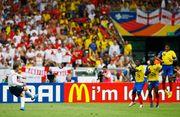 12 лет назад Бекхэм стал первым англичанином, который забил на трех ЧМ