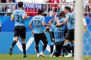 Уругвай – Россия. Видео автогола Черышева