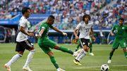 FIFA.com. Саудовская Аравия - Египет