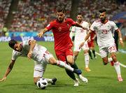 Португалия сыграла вничью с Ираном и заняла второе место группы В