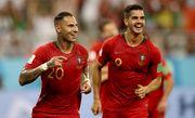 Иран – Португалия – 0:1. Гол Куарежмы