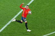 АСПАС: «Моя семья приехала посмотреть матч с Марокко, и я забил»
