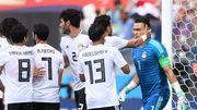 FIFA.com. Сборная Египта