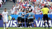 Уругвай выходит на Португалию, Испания – на Россию