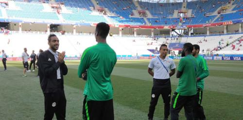 Саудовская Аравия - Египет. Видео голов и обзор матча