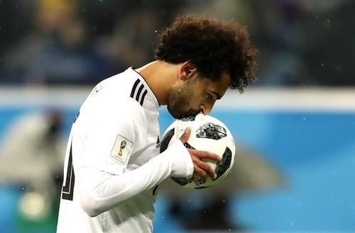 Мохамед Салах стал лучшим игроком матча Саудовская Аравия - Египет
