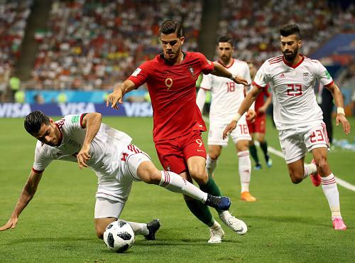 Getty Images, Иран - Португалия