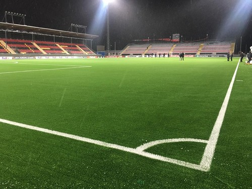Эстерсунд – Заря: стартовые составы матча