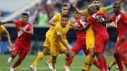 Австралия уступила Перу и прекратила борьбу на Мундиале