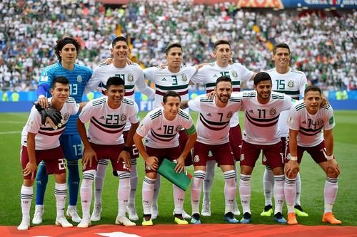 Где смотреть онлайн матч чемпионата мира Мексика – Швеция
