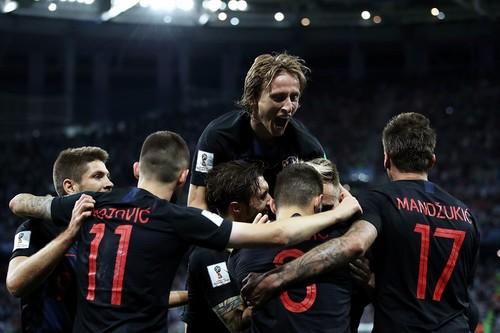 Исландия – Хорватия - 1:2. Видео голов и обзор матча
