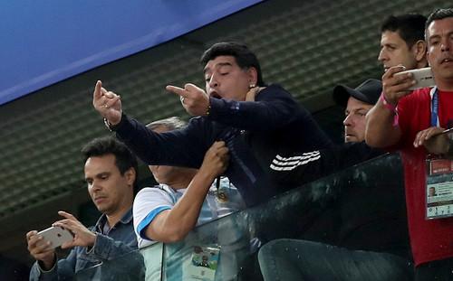Кайл УОЛКЕР – Марадоне: «Диего, Деле Алли передает тебе привет»