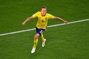 АУГУСТИНСОН: «У меня нет голоса, я мечтал о выходе Швеции в 1/8 ЧМ»
