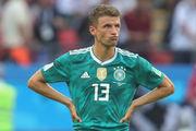 МЮЛЛЕР: «Разбит после вылета сборной Германии с ЧМ-2018. Это провал»