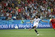 Швейцария и Коста-Рика забили друг другу по два мяча