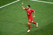 Джемаили стал лучшим игроком матча Швейцария — Коста-Рика