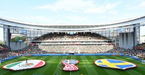 Мексика - Швеция. Видео голов и обзор матча