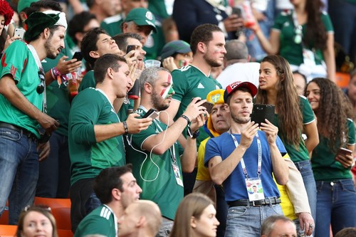 Мексика выходила из группы на последних семи чемпионатах мира