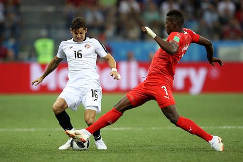 Швейцария — Коста-Рика — 2:2. Видео голов и обзор матча