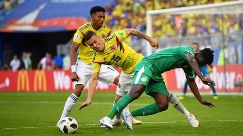 FIFA.com. Сенегал - Колумбия