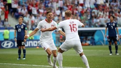 ЧМ-2018. Япония проиграла Польше, но прошла в 1/8 финала