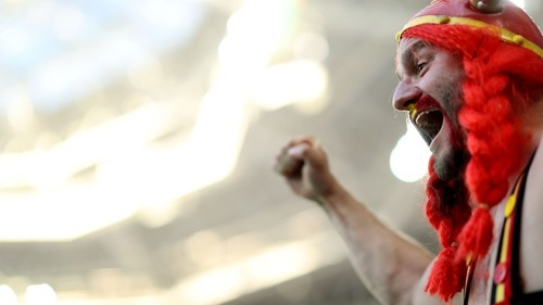Англия – Бельгия – 0:1. Видео гола и обзор матча