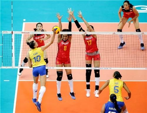 В полуфиналах Лиги Наций сыграют: Бразилия - Турция и США - Китай