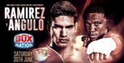 Рамирес – Ангуло – главный поединок боксерского уик-энда