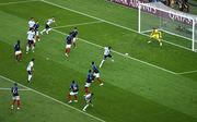 Франция – Аргентина. Видео гола Меркадо