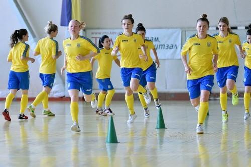 Украина примет отборочный турнир женского Евро-2019