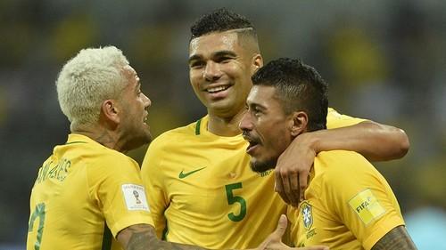 КАЗЕМИРО: «Бразилия становится лучше с каждой игрой»