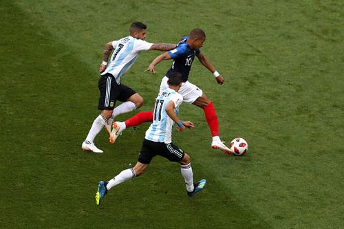 Франция – Аргентина – 4:3. Видео голов и обзор матча