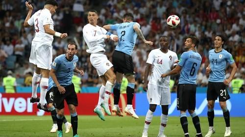 Уругвай — Португалия - 2:1. Видео голов и обзор матча