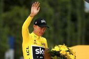 Фрума не допустят на Тур де Франс