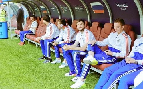 Испания — Россия: стартовые составы команд