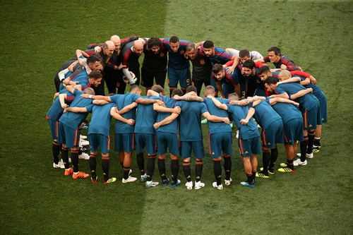Испания – Россия - 1:1. Видео голов и обзор матча