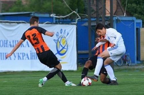 Шахтар обіграв Динамо у фіналі чемпіонату серед команд U-15