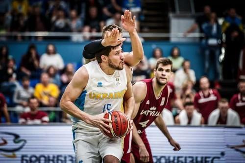 Украина – Латвия – 71:93. Видеообзор матча