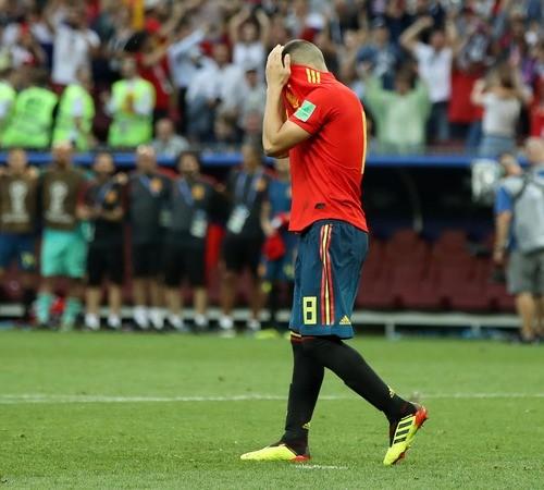 КОКЕ: «Испания несправедливо проиграла России»