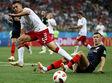Хорватия в серии пенальти вырвала у Дании путевку в четвертьфинал