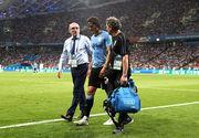 Суарес и Кавани пропустили тренировку сборной Уругвая