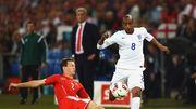 Полузащитник сборной Англии перед игрой с Колумбией улетел домой