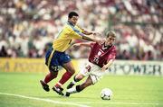 ФОТО ДНЯ. Звездный состав Англии в матче с колумбийцами на ЧМ-1998