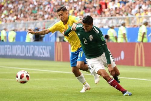 Бразилия – Мексика – 2:0. Видео голов и обзор матча